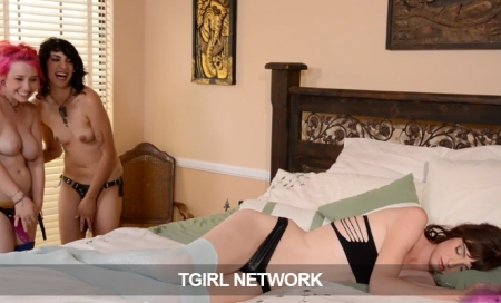 T-GirlNetwork:  Save 43% on a 30Day Pass!